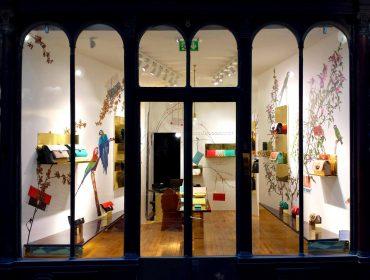 European Christian Louboutin boutiques in photos