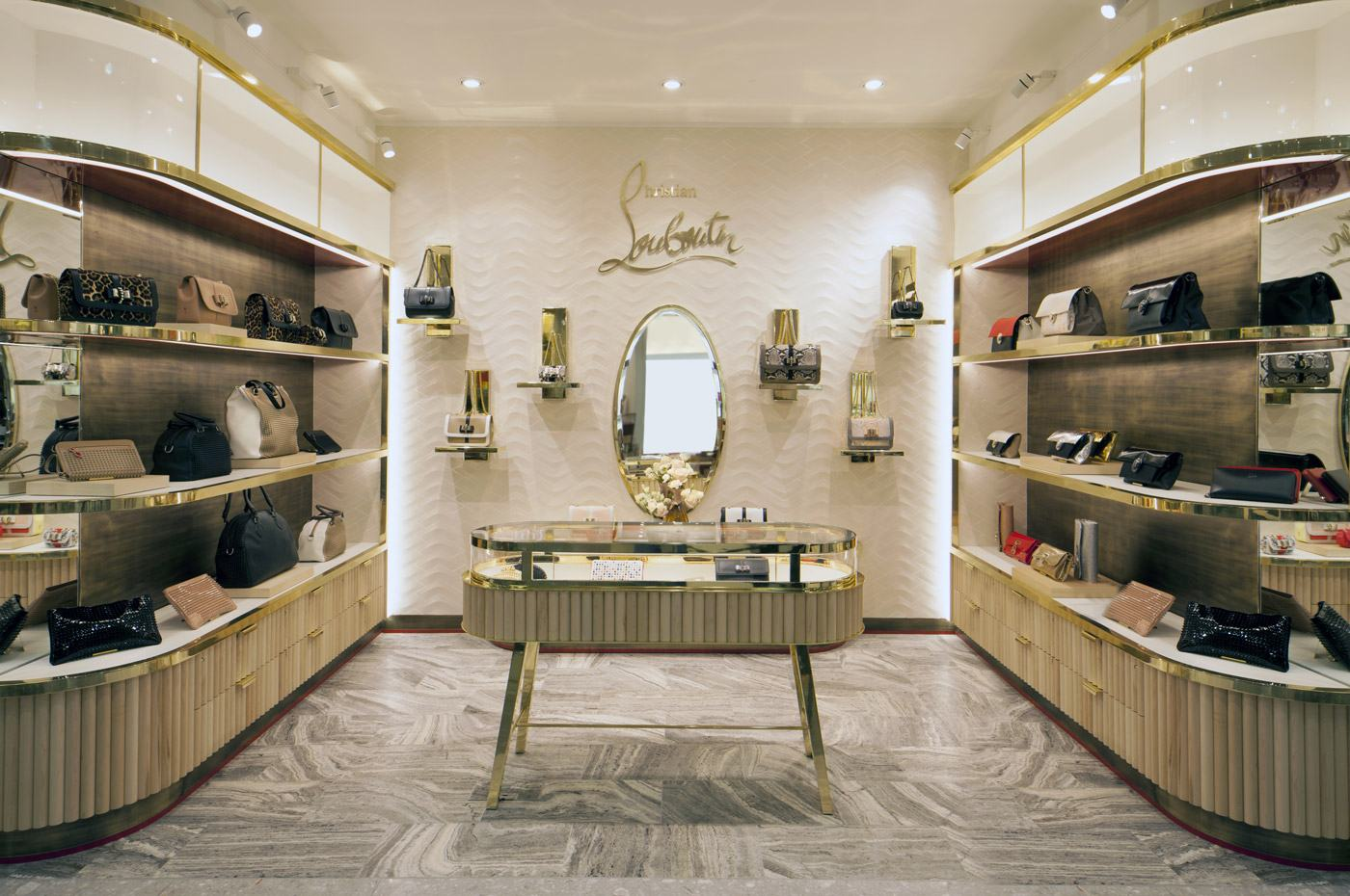 christian louboutin store in paris