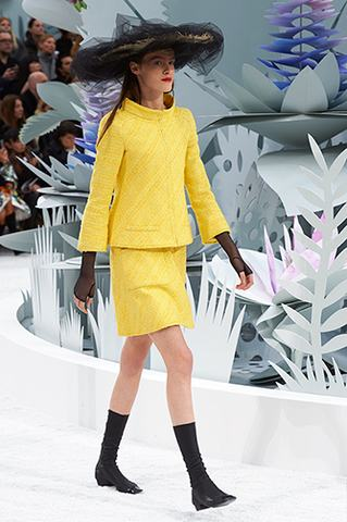 Chanel spring summer 2015 haute couture luxury wear for Haute couture members