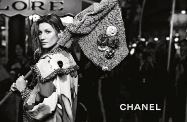 Chanel Spring/Summer 2015 Ready-To-Wear Photoshoot Campaign