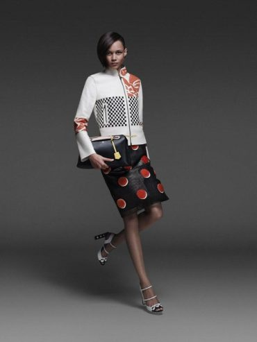 Fendi Resort 2015 collection