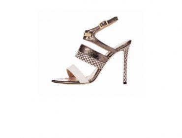 Emilio Pucci Spring/Summer 2015 Sandals