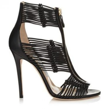 Jimmy Choo Spring/Summer 2015 Collection of Black