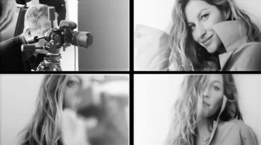 Stuart Weitzman Spring/Summer 2015 Ad Campaign Video: Behind the Scenes with Gisele Bündchen