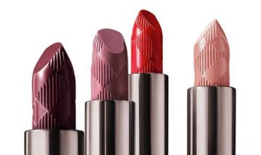 Burberry Kisses: New Lips