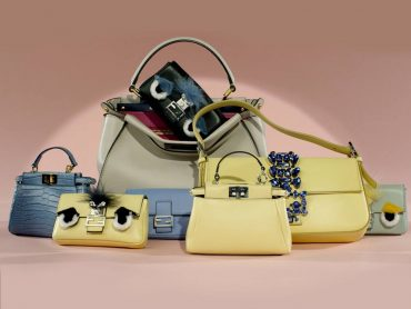 Fendi Micro Bags Spring/Summer 2015 and Fendi Arcade
