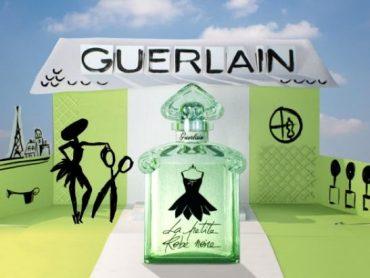 Guerlain La Petite Robe Noire – My New Petal Dress