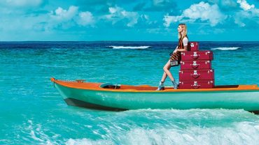 "Louis Vuitton ""Spirit of Travel"" Campaign"