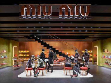 Miu Miu: New Store in Tokyo
