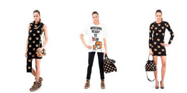 Moschino Fall/Winter 2015 Capsule Collection