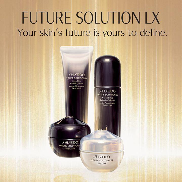 shiseido lx eye cream
