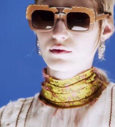 Prada Spring/Summer 2015 Eyewear Campaign