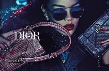 Rihanna's Dior Debut