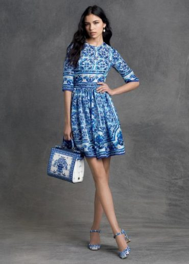 Dolce&Gabbana  Majolica Collection