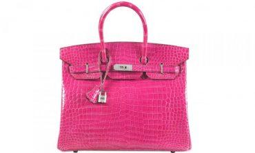 Hermès Birkin is most expensive handbag