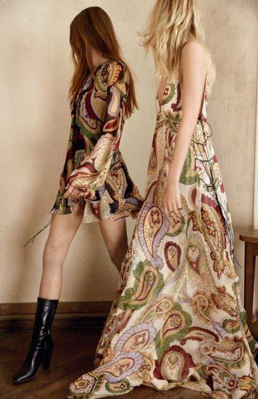 Chloé Dressing for Fall 2015