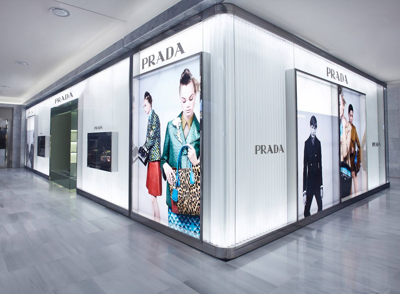 Prada Seongnam, South Korea
