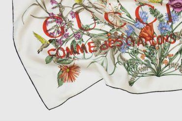 Gucci & Comme Des Garçons Collaboration