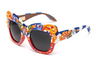 Dolce & Gabbana Sicilian Carretto Eyewear Collection