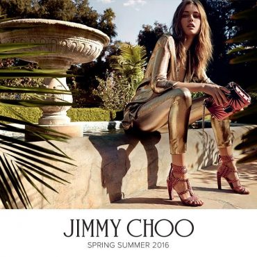 Jimmy Choo Spring/Summer 2016 Campaign