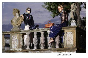 Emilio Pucci Spring/Summer 2016 Ad Campaign