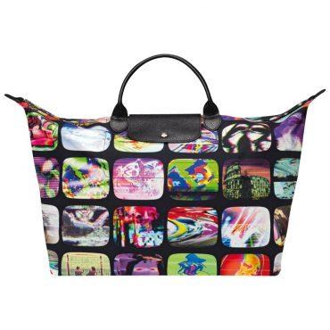 "Longchamp x Jeremy Scott ""Remote Control"" Bag"