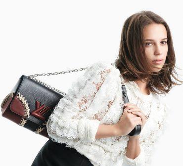 Louis Vuitton Bag: The Twist
