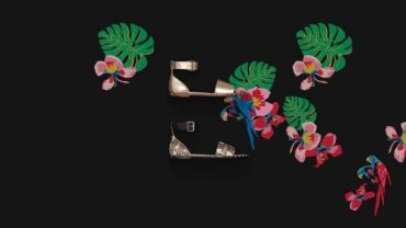 "Valentino Accessories Collection ""Tropical"""