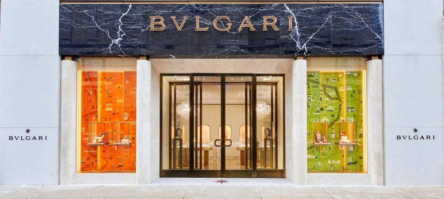 Bulgari on Michigan Avenue