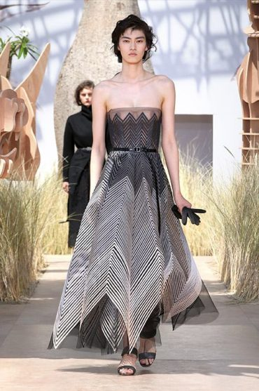 Dior Autumn/Winter 2017-18 Haute Couture Show