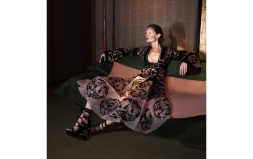 Alexander McQueen Spring/Summer 2015 Campaign