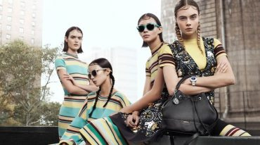 DKNY Spring 2015 Ad Campaigns