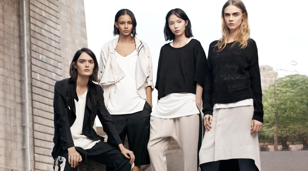 DKNY Spring 2015 Ad Campaigns | Luxury Wear