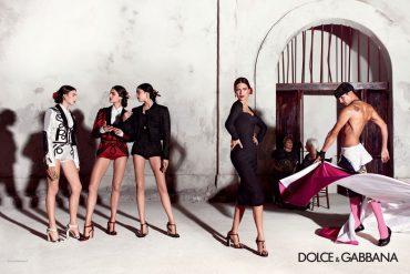 Dolce & Gabbana Summer 2015 Ad Campaign