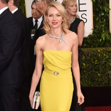 Bulgari Women's Jewellery: 72nd Golden Globes Awards