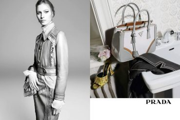 PRADA Spring/Summer 2015 Advertising Campaign