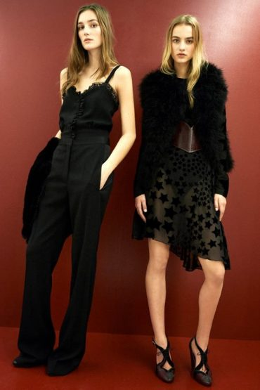 Sonia Rykiel Autumn/Winter 2015 Pre-Collection Lookbook