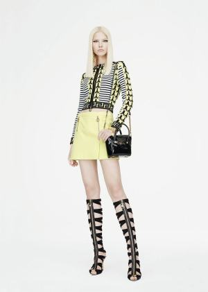 Versace Spring/Summer Womenswear 2015