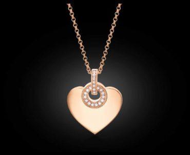 Bulgari jewelry for Valentine's Day 2015