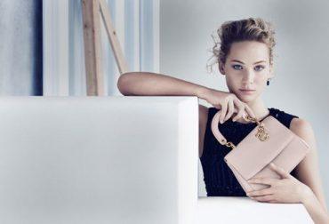 Be Dior Handbag Campaign with Jennifer Lawrence