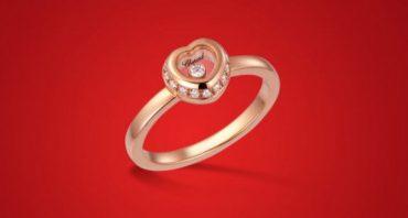 Chopard Valentine's gifts 2015