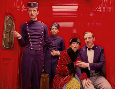 Fendi x The Grand Budapest Hotel x Oscar