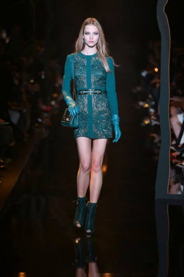 Elie Saab Fall-Winter 2015/2016 Fashion Show