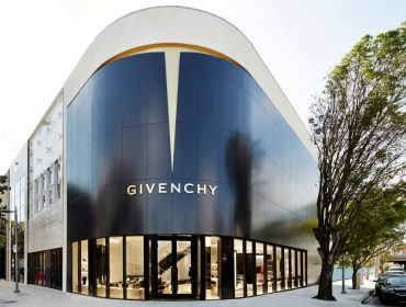 Givenchy's a new store in Miami