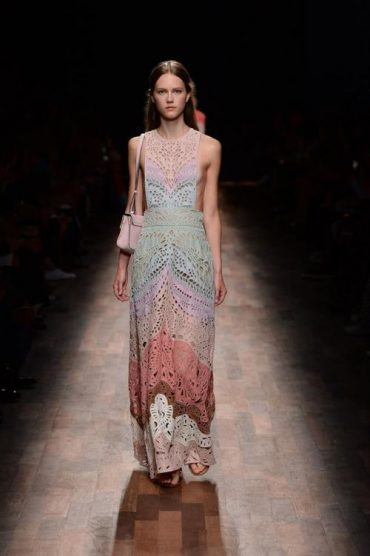 "Valentino – from the Spring/Summer 2015 Collection: "" Summer Shades"""