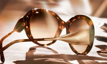 Burberry: Crafting Eyewear from The Gabardine Collection
