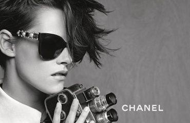 Chanel Spring-Summer 2015 Eyewear Campaign
