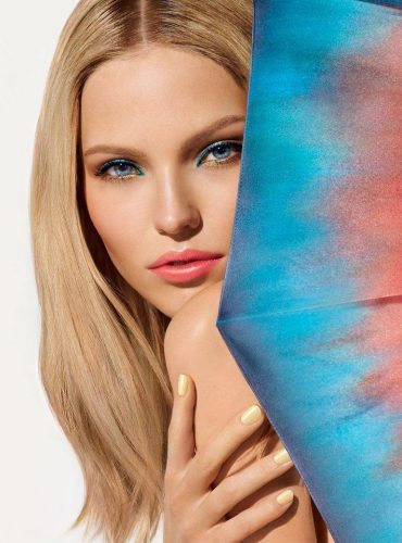 Dior Tie Dye Summer Makeup Collection 2015:  Campaign and Application