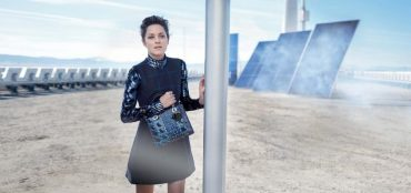Making of New Lady Dior Campaign with Marion Cotillard