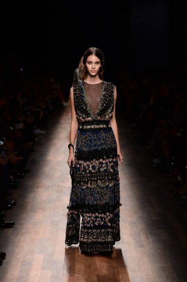 Closer Look at Valentino Haute Couture Collection Spring/Summer 2015
